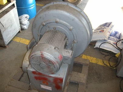 NORTH AMERICAN BLOWER,CFM 1165, 2416-D T - 7.50