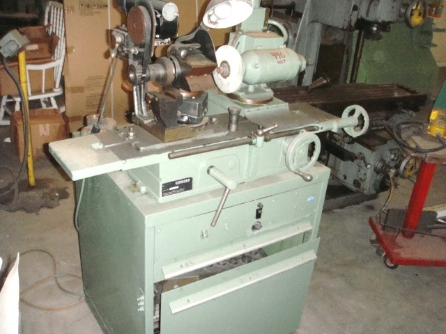 No. 25, ROYAL OAKS/SENACA FALLS TOOL & CUTTER GRINDER