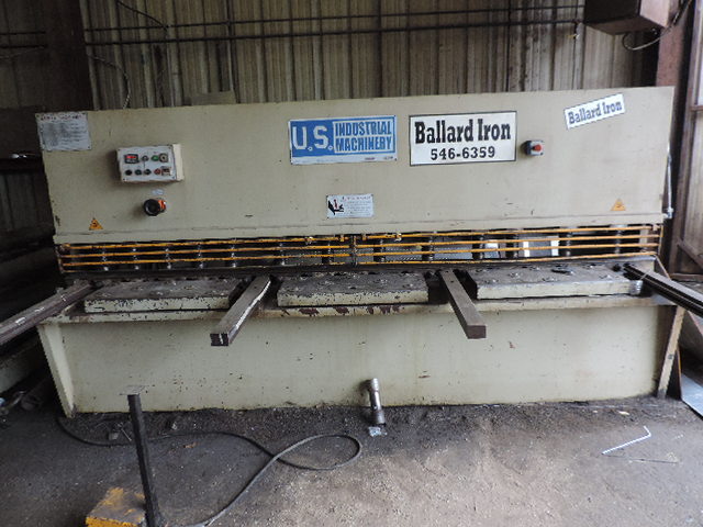 1/2 x 10', US INDUSTRIAL US10500MS, 2007,
