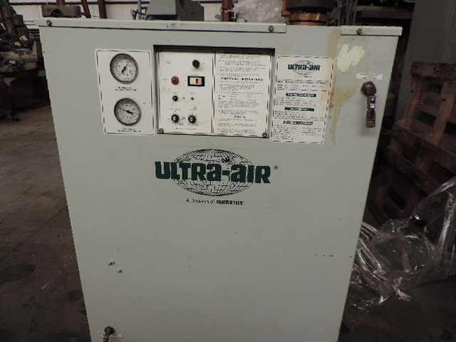 400 CFM, 100 PSI, ULTRA-AIR, No. UA400AC, 2 HP,